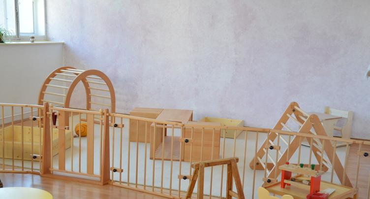 Une crèche et une structure d'accueil parascolaire de plus à La Chaux-de-Fonds