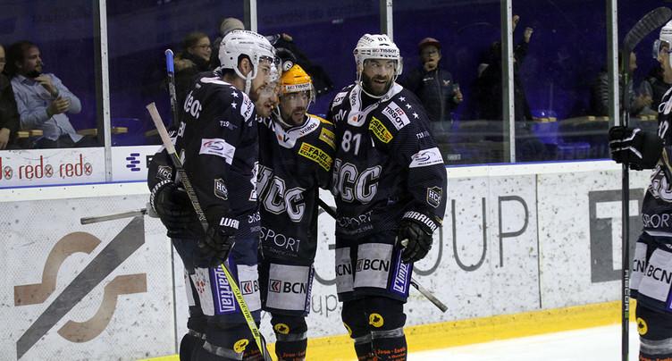 Le HCC assure l'essentiel contre Ticino Rockets