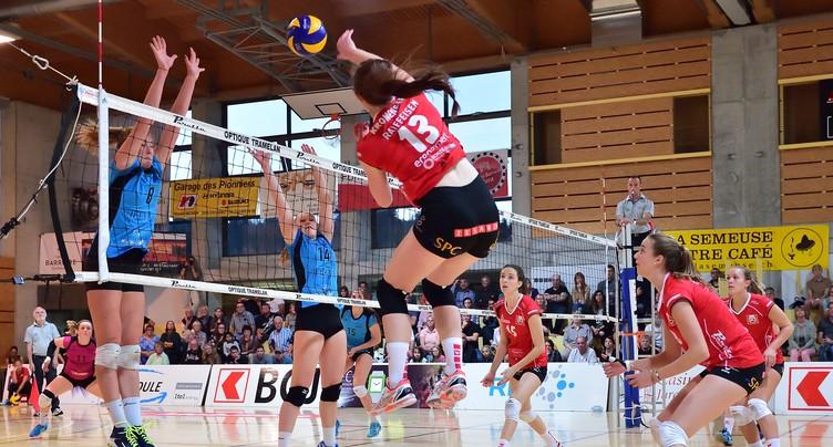 Galina Schaan se retire du championnat de ligue A
