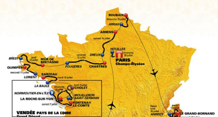 « Un Tour de France innovant »
