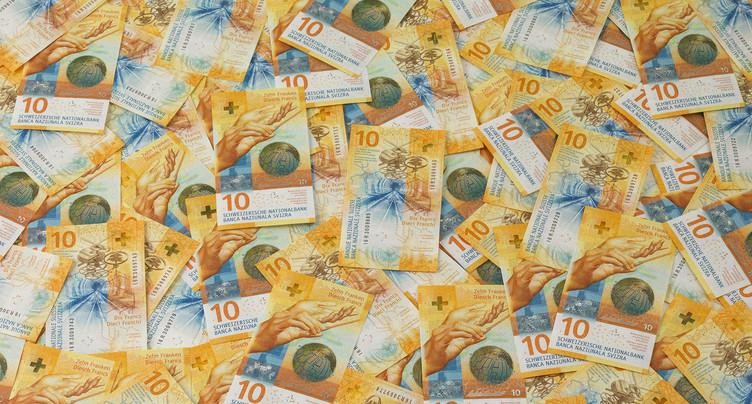 Jour-J pour le nouveau billet de 10 francs