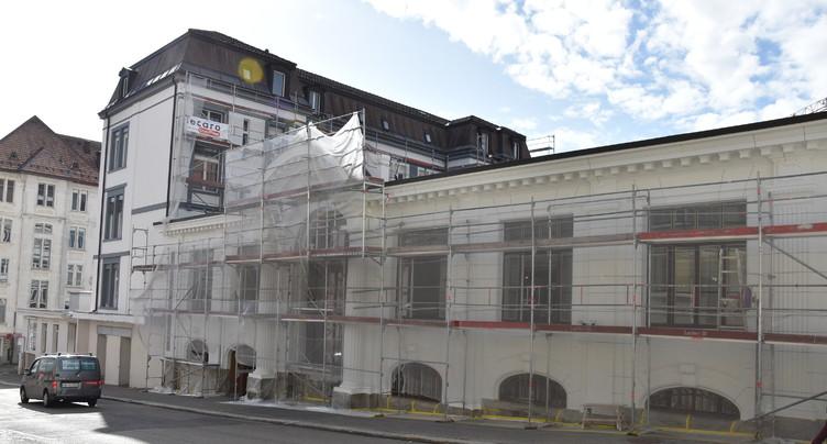 Nouveau centre dédié à la santé à La Chaux-de-Fonds