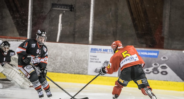 Le derby pour le HCFM II, Tramelan s'incline en prolongation