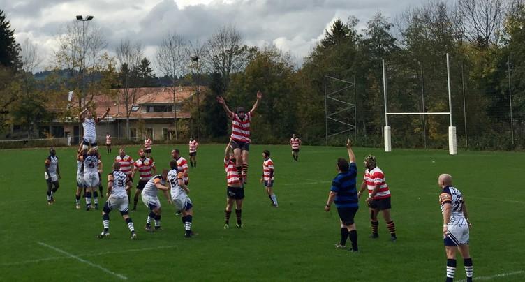 Victoire des rugbymen chaux-de-fonniers