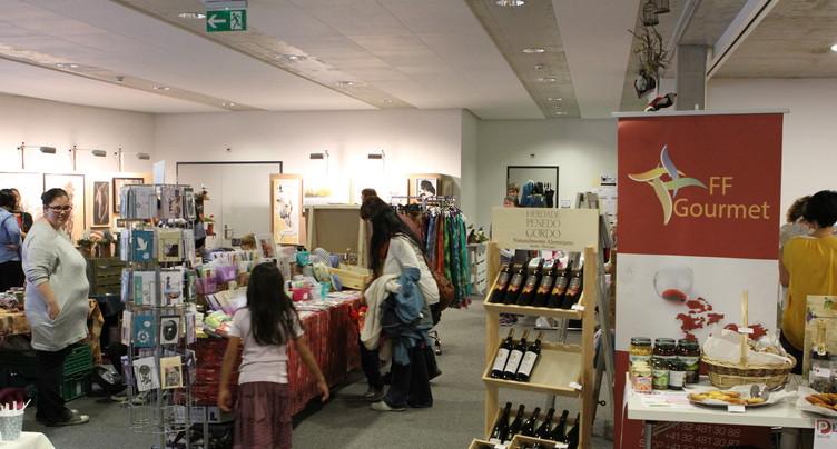 Premier marché d'automne à Tavannes