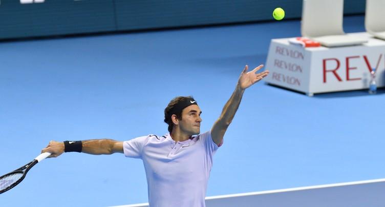 Roger Federer sauvé par son génie