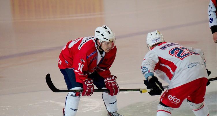 HC Uni Neuchâtel : encore une défaite
