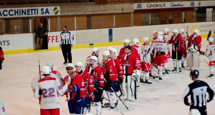 Pas d'exploit du HC Uni Neuchâtel
