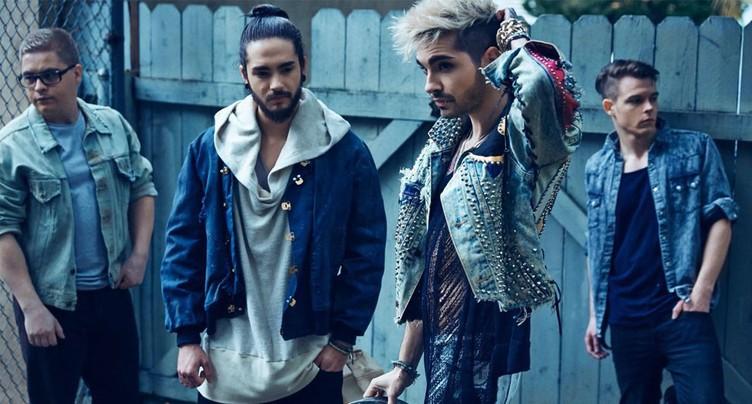 Vous vous souvenez de Tokio Hotel ?