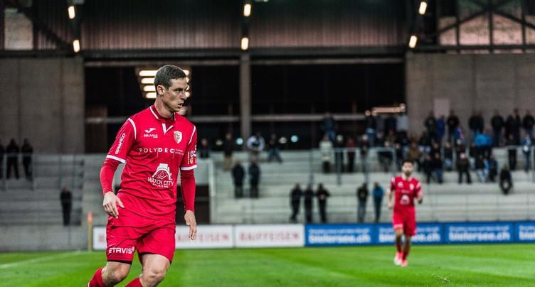 Le FC Bienne solide leader