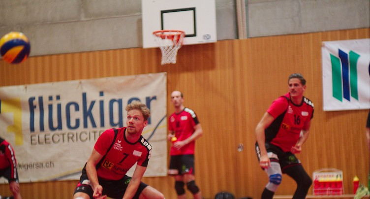 Colombier Volley victorieux