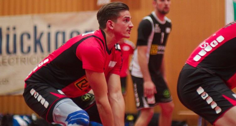 Colombier Volley s'incline