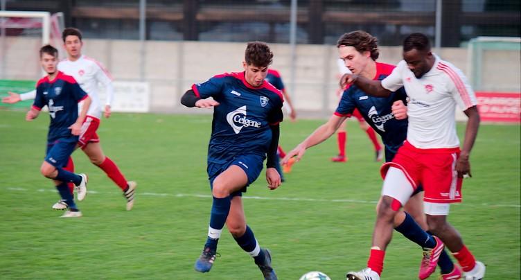 Le FC Boudry en prend huit
