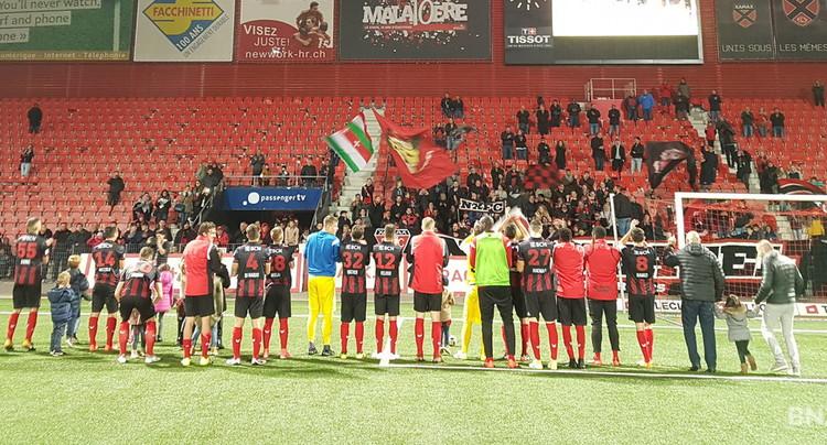 Neuchâtel Xamax FCS taille patron !