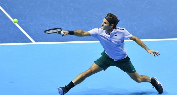 Fin de l'aventure à Londres pour Roger Federer
