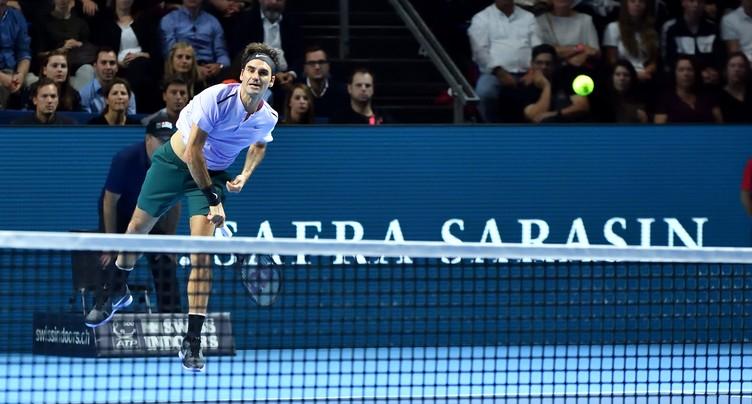 Un abandon propulse Federer en finale à Melbourne