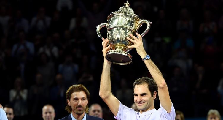Roger Federer a marqué l'année 2017