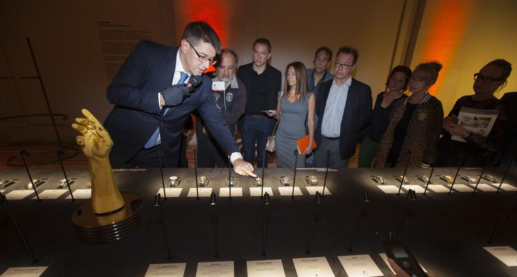Exposition du Grand Prix d'horlogerie de Genève
