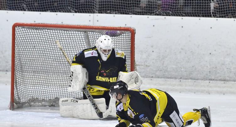 Le HC St-Imier aligne les victoires