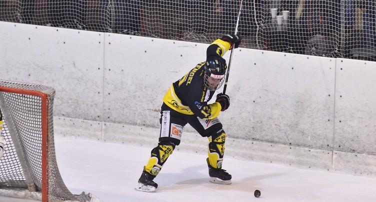 Le HC St-Imier vainqueur en terre vaudoise