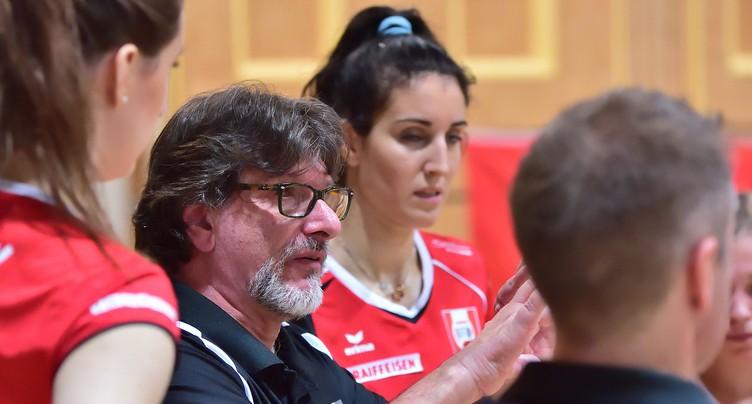 Sixième défaite de rang pour le Volleyball Franches-Montagnes