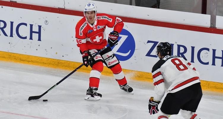 Deuxième succès en deux jours pour l'équipe de Suisse