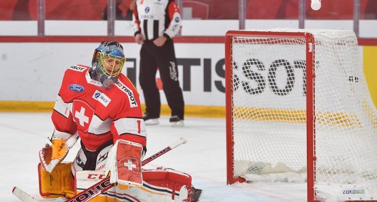 L'équipe de Suisse de hockey sur glace perd encore