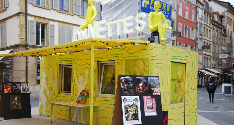 Marionnettes sous toutes les formes durant dix jours à Neuchâtel