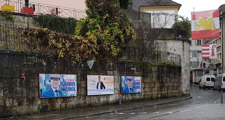 Mairie de Porrentruy : rassembler et décider
