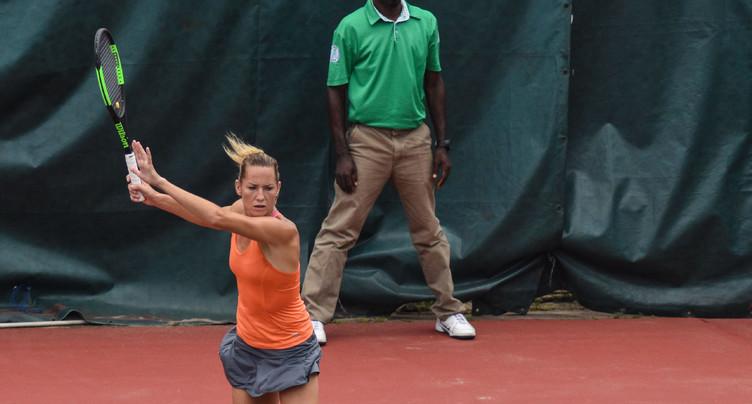 Conny Perrin s'impose à Dakar