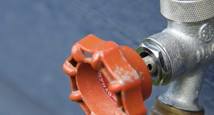 Coûteuse rénovation pour les réservoirs d'eau