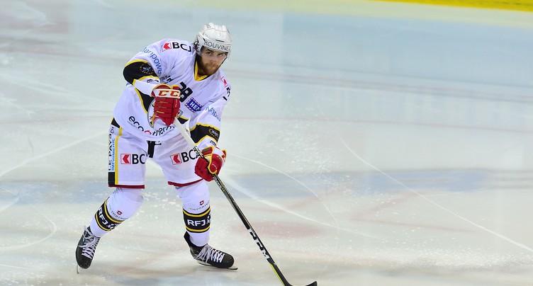 Valentin Lüthi patinera avec Langenthal