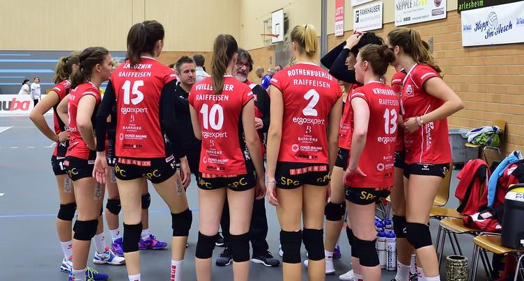 Aesch-Pfeffingen - Volleyball Franches-Montagnes
