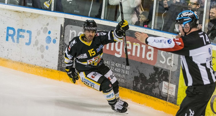 Le power-play sauve le HC Ajoie