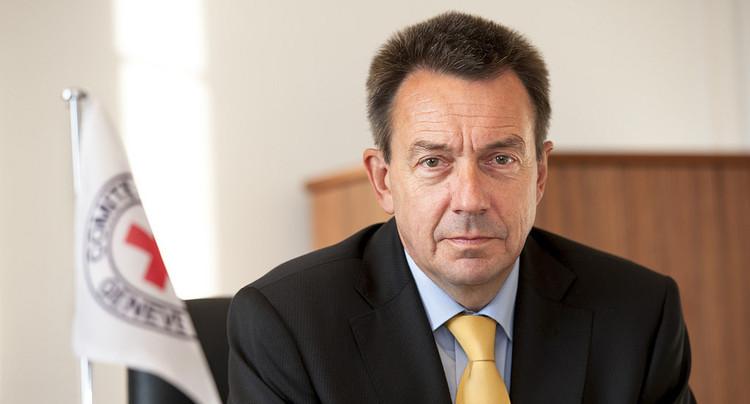 Le président du CICR à Delémont