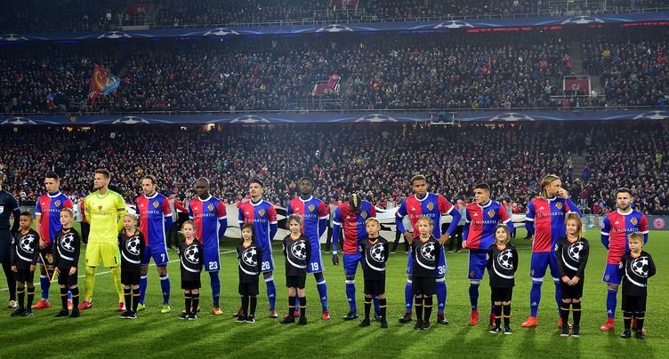 Le FC Bâle veut croire à l'exploit face à l'armada de Guardiola