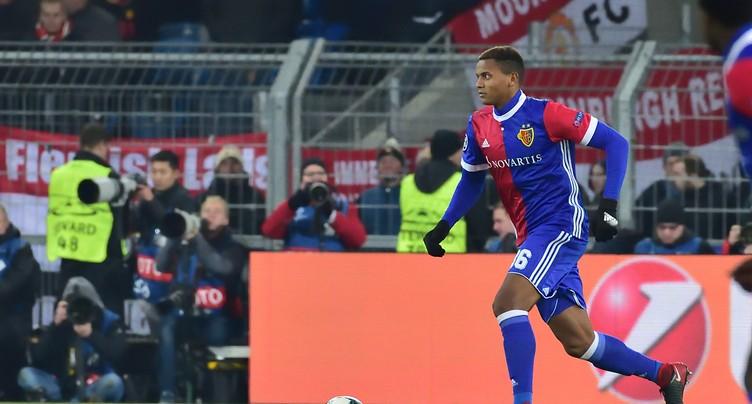 Manuel Akanji quitte le FC Bâle