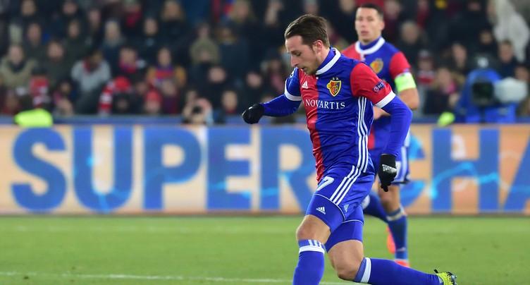 Le FC Bâle dit adieu à la Ligue des Champions