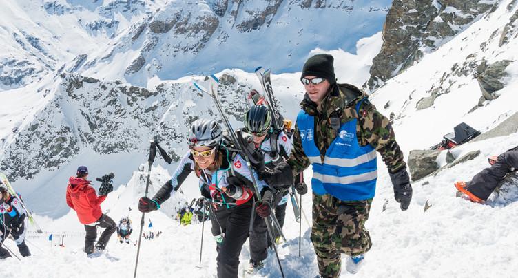 Marianne Fatton tutoie les sommets