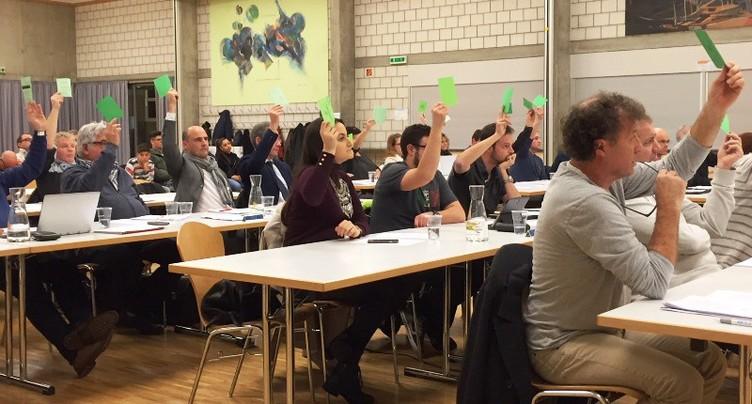 Moutier : résolution adoptée pour un transfert rapide dans le Jura