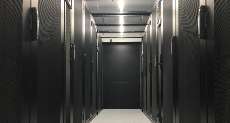 Un nouveau centre de données voit le jour dans le canton