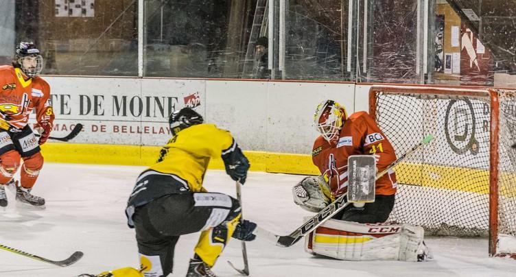 Le HC Saint-Imier prend sa revanche