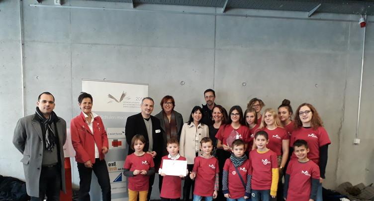 Le Cercle scolaire de Val-de-Ruz lauréat du Prix suisse des écoles 2017