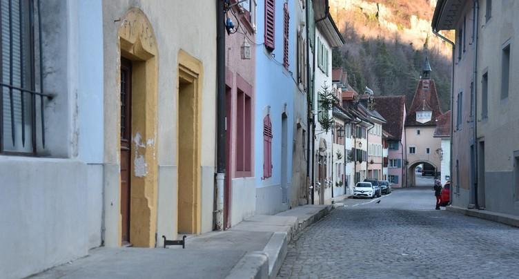 A Saint-Ursanne, le patrimoine est prioritaire