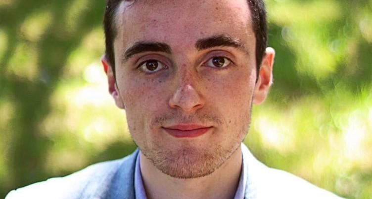 Nicolas Jutzet à la tête des Jeunes libéraux-radicaux neuchâtelois
