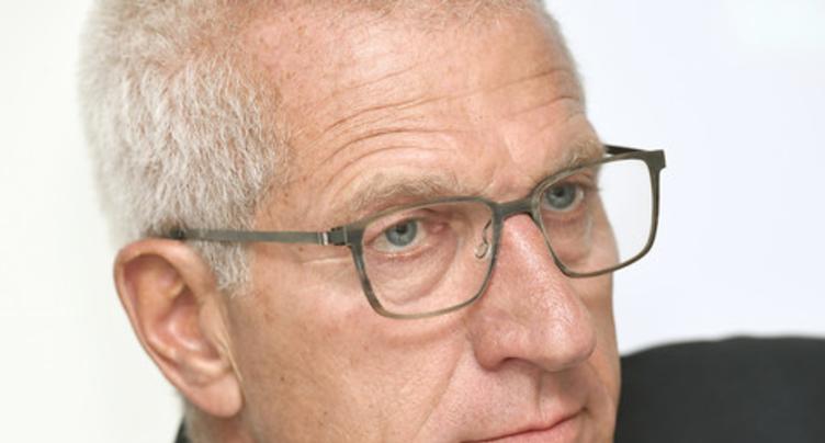 Pierin Vincenz démissionne du conseil d'administration d'Helvetia