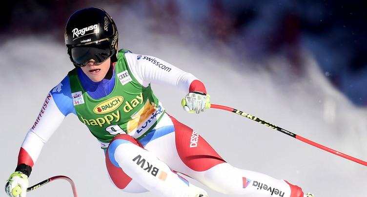 Lara Gut retrouve le chemin de la victoire