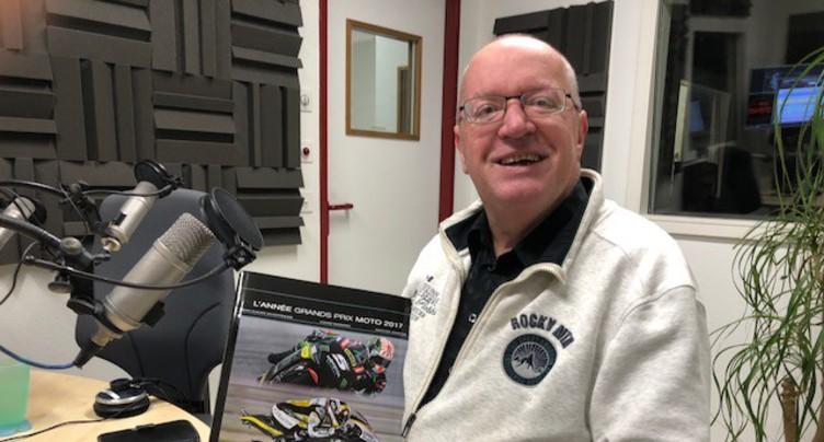 Jean-Claude Schertenleib nous fait revivre un an de compétitions moto