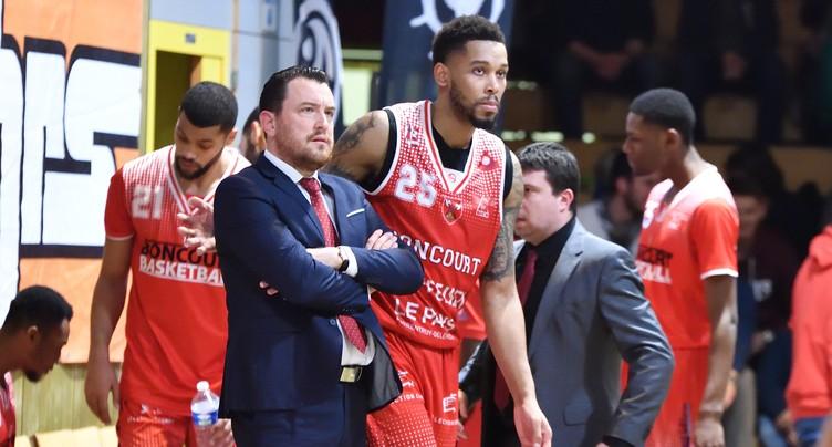 Le BC Boncourt humilié à Lugano