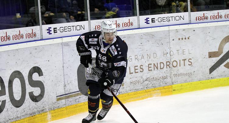 Arnaud Jaquet rempile pour trois ans au HCC